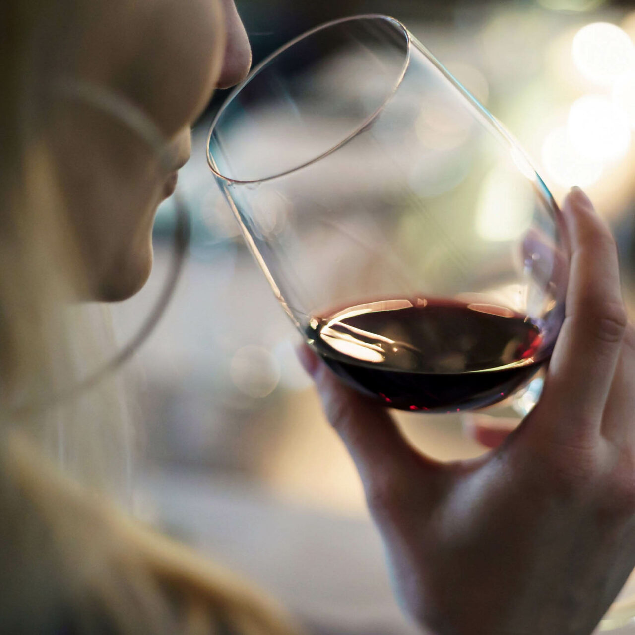 wine tasting - Donna Cristina