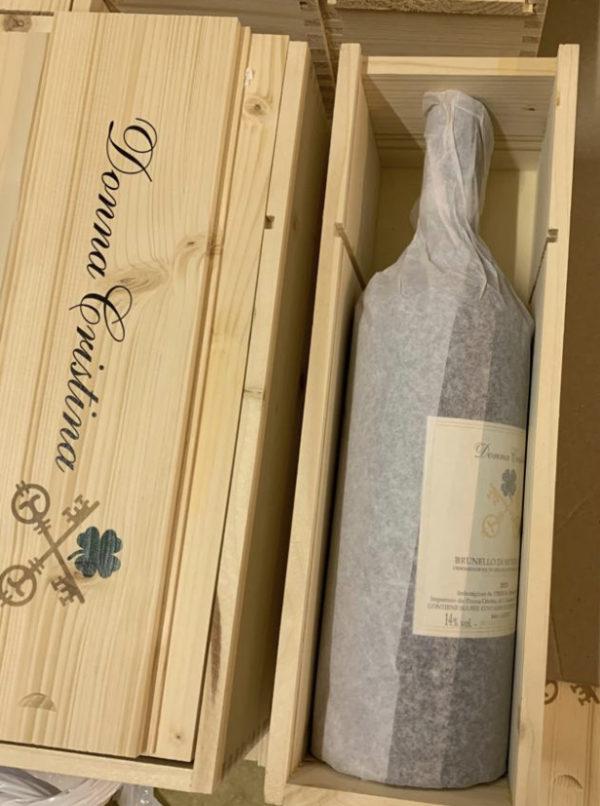 Brunello di Montalcino 2013 D.O.C.G. - Private Collection - Price on request Vintage full of pleasant surprises for this Brunello 2013 Magnum version.