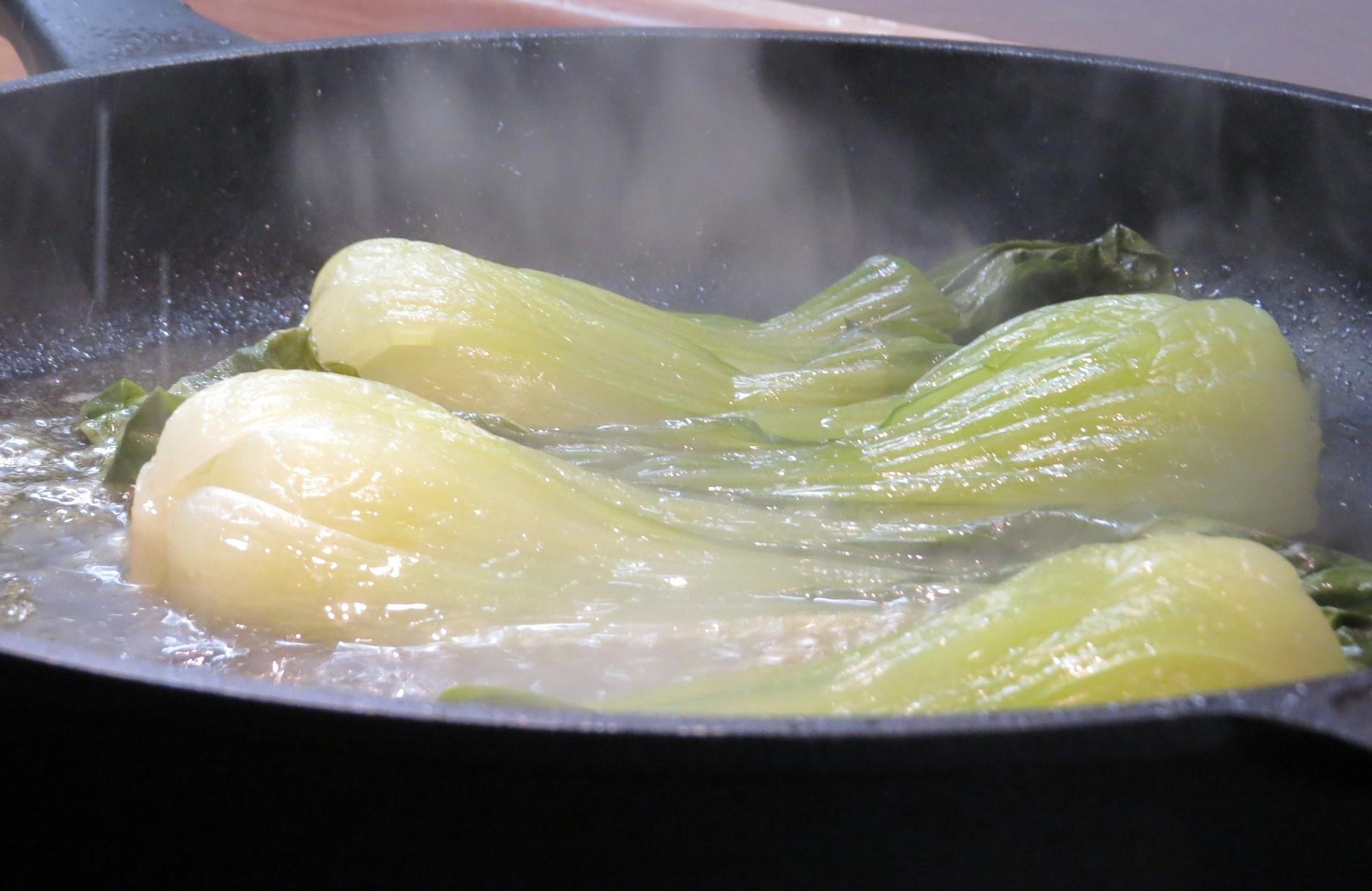 Feueriges Fenchel Gratin mit Parmesan