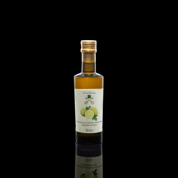 Zitrone web Natives Olivenöl extra mit Zitrone Aroma